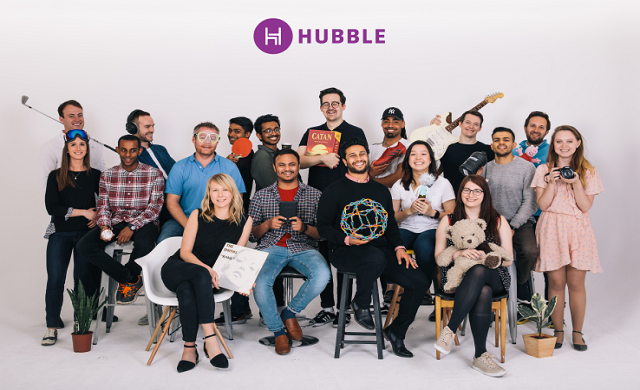 Office marketplace Hubble clinches £1.2m funding – a week after Startups 100 win