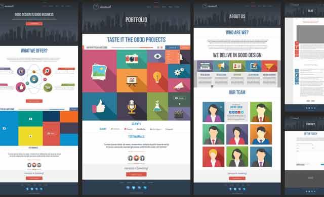 Wordpress Custom Website Themes