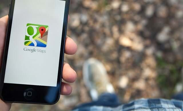 how to get your business on Google Maps
