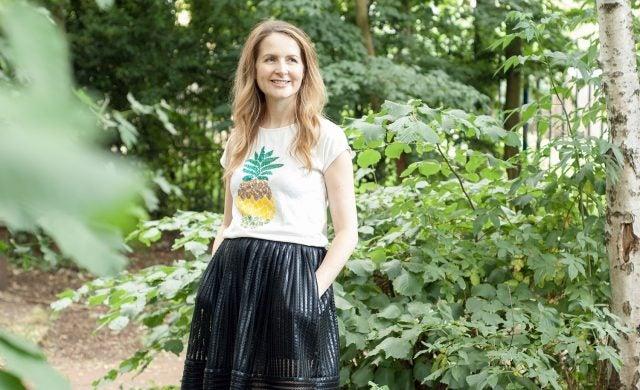 Inspiring women: Rachel Carrell