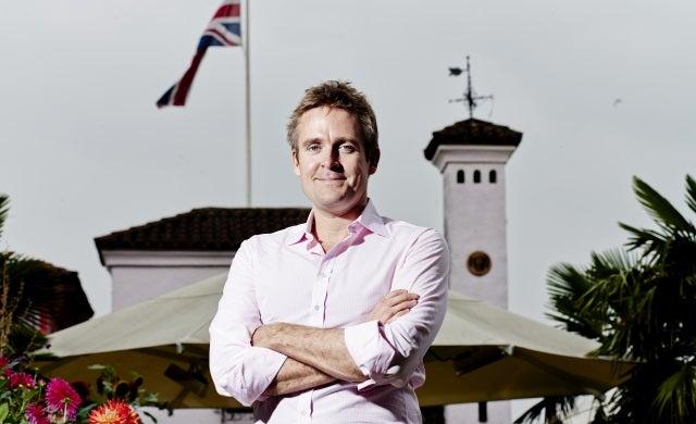Bright Network founder James Uffindell