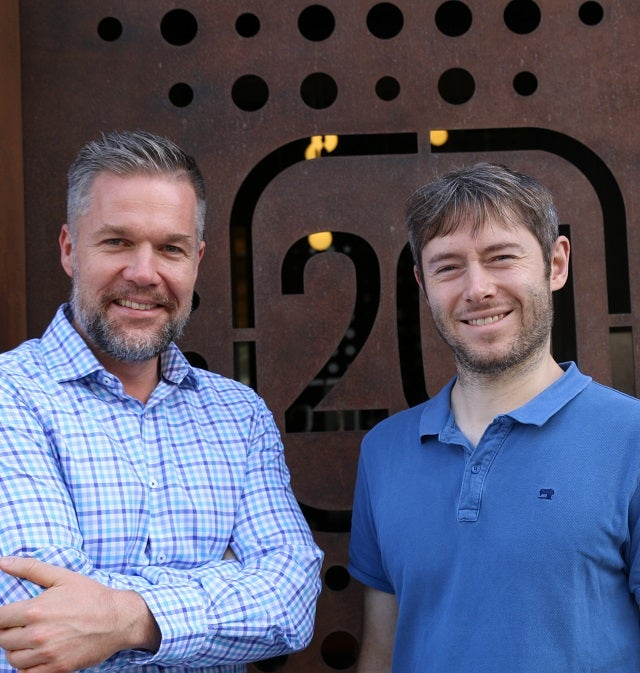 Jasper Martens and Jonathan Lister, PensionBee