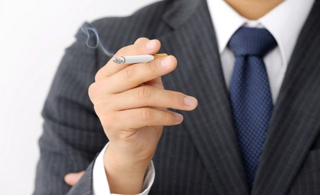 Should start-up businesses be stamping out smoke breaks?