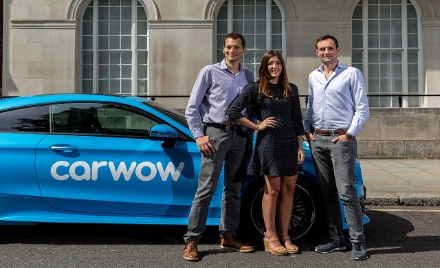 Startups 100-featured car comparison site carwow clinches $39m in funding