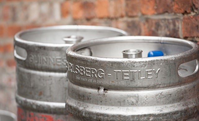 Global beer giant Carlsberg has just acquired London Fields Brewery