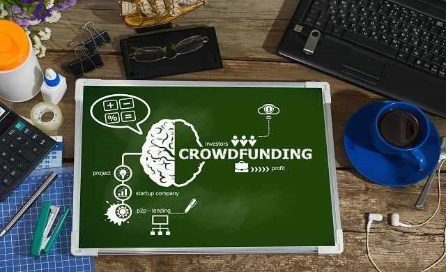 Crowdfunding for startups