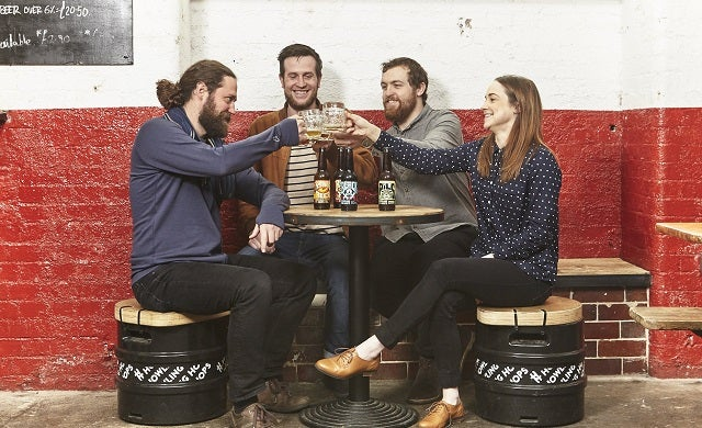 HonestBrew drinks to £1.5m investment as it looks to go offline