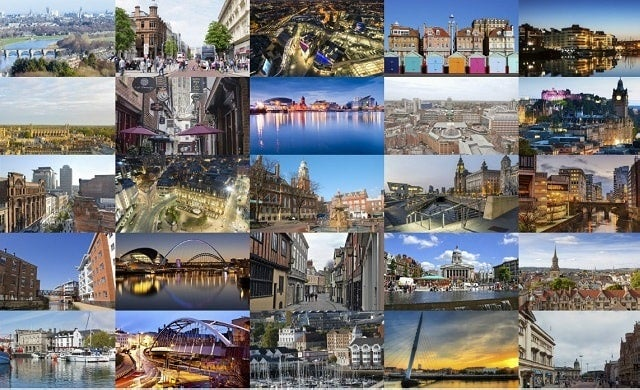 Start-up Cities Index 2017