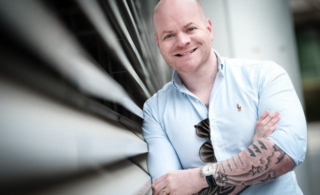 TaxGo founder Carl Reader