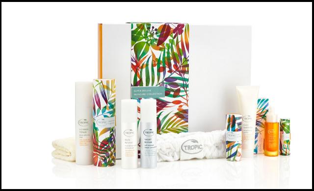 Product idea #16: Tropic Skincare