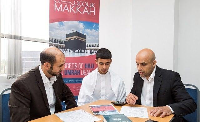 Makkah: Ali Lijee