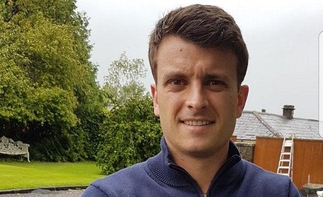 Arthur Pierse co-founder of BorrowFox