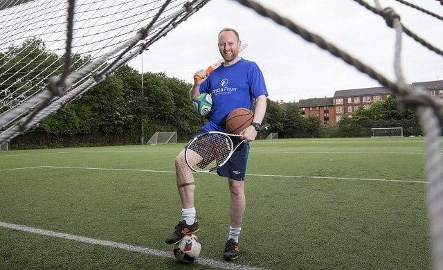 Scottish sport networking app Find A Player raises £100,000