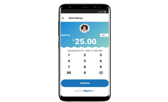You can now receive payments from customers through Skype using PayPal