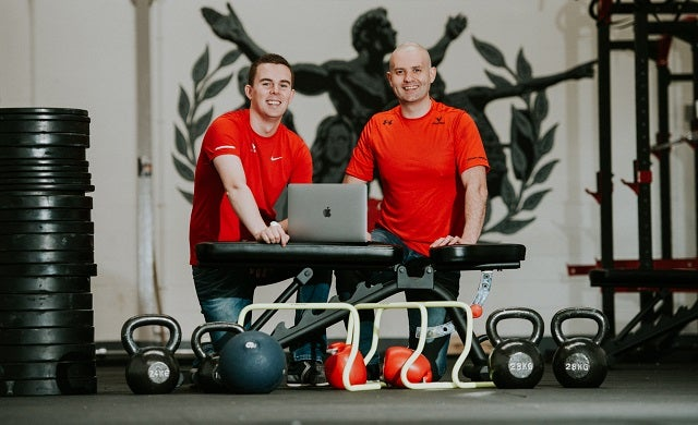 Founders of Vroomfit
