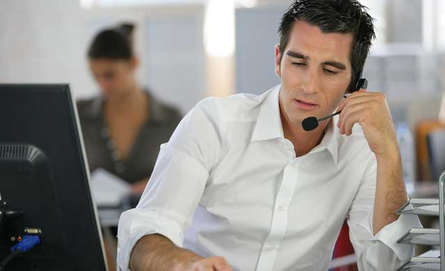 High range lead telemarketing