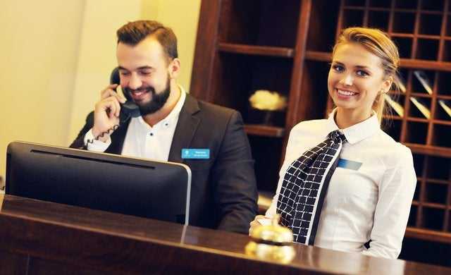 hotel phone system