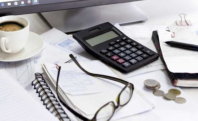 Payroll service costs