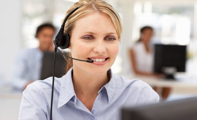 Telemarketing call