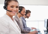 telemarketer making appointment
