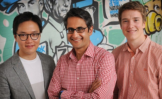 Vishal Chatrath, Dr. Dongho Kim and Aleksi Tukiainen: PROWLER.io