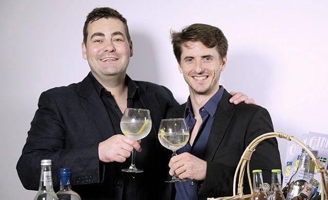 Co-founders of Craft Clubs Jon Hulme and John Burke