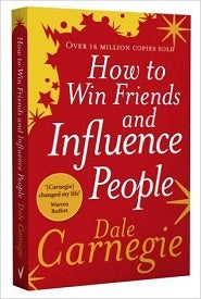 How to win friends and influence people business book
