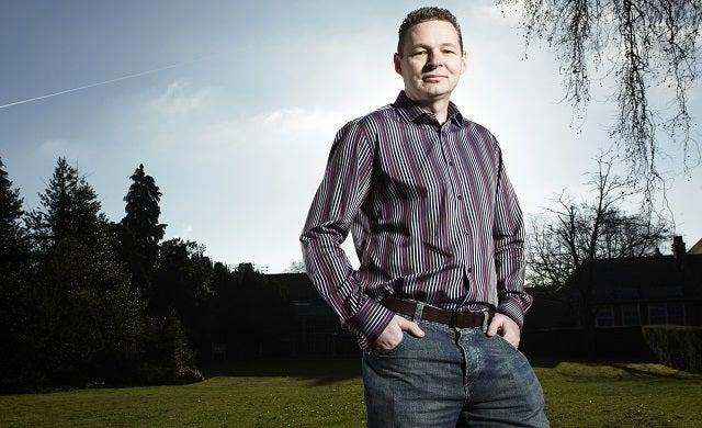 Nick Halstead, Founder & CEO, InfoSum