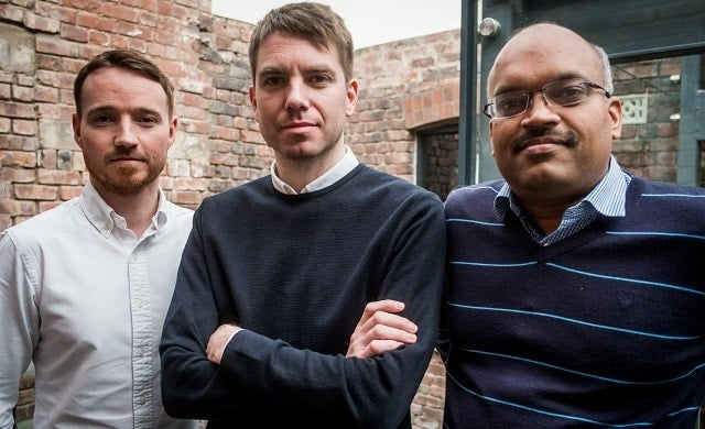 The three Peak founders