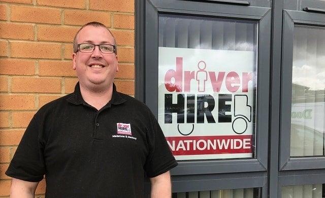 Driver Hire joint venture franchise Pete Pimperton
