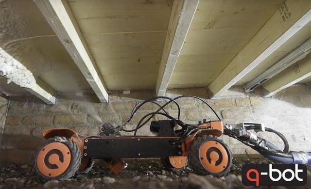 Q-Bot SprayBot