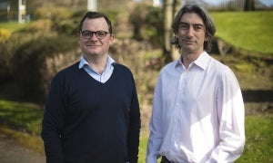 evestor founders Anthony Morrow and Duncan Cameron