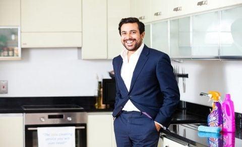 Avin Rabheru of Housekeep