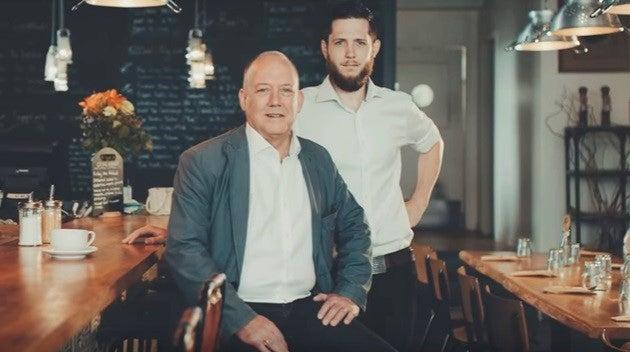 David Atkinson, The Yorkshire Meatball Company