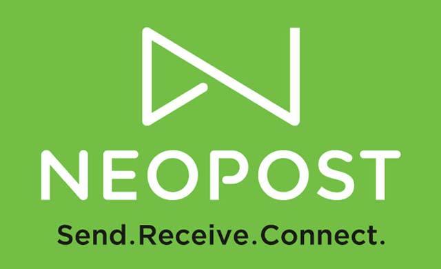 Neopost franking machine logo