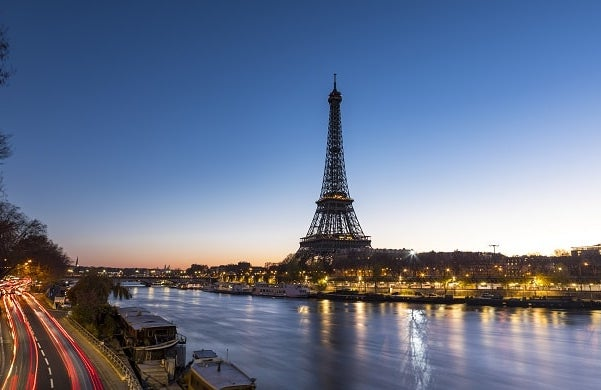 Paris tech sector