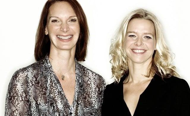 Dressipi founders Sarah McVittie and Donna North