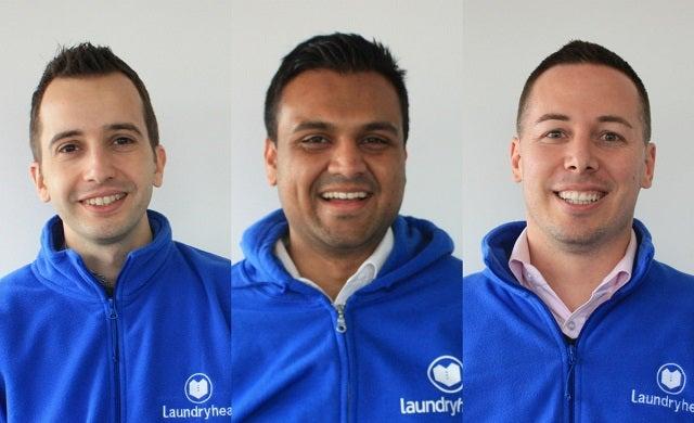 Laundryheap team