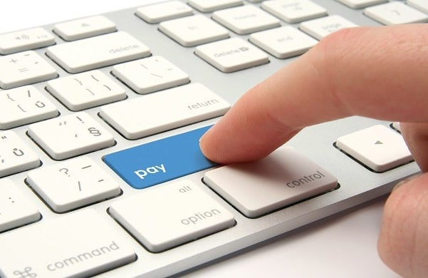 electronic payments recurring revenue