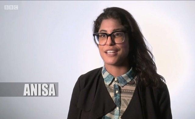 The Twenty Fifth Hour: Anisa Topan