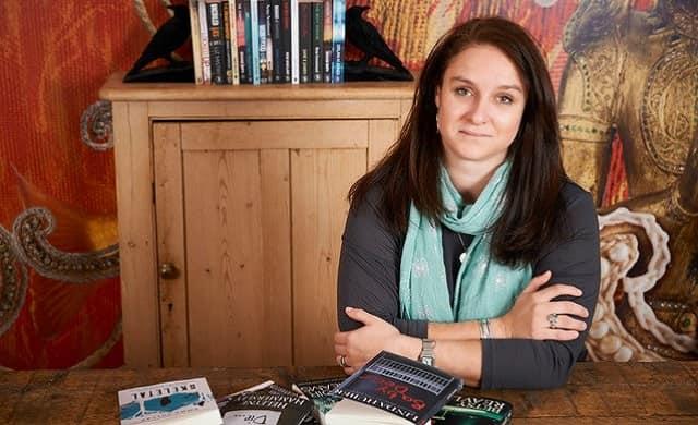 Betsy Reavley Freeman, Bloodhound Books