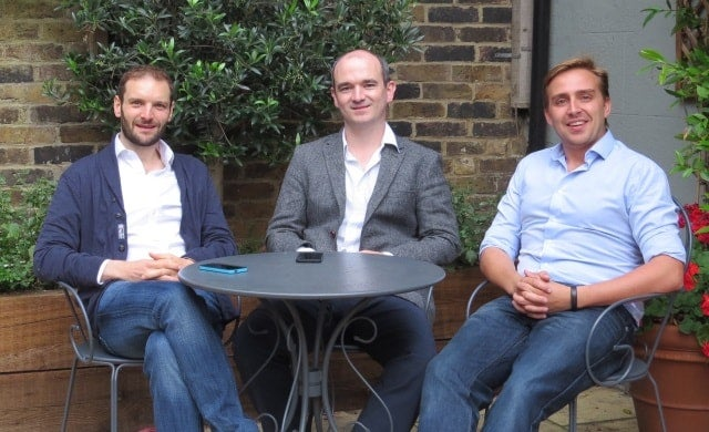 Onedox household admin platform David Sheridan co-founder