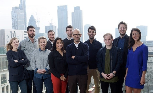 Seedcamp team