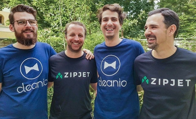 Zipjet and Paris-based competitor Cleanio
