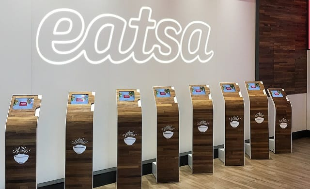 Tech trends automated food