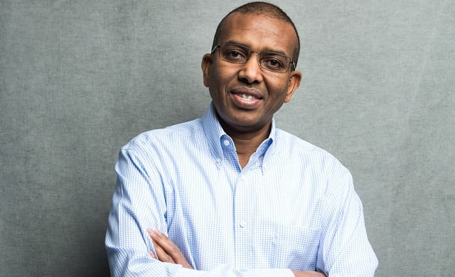 Ismail Ahmed, CEO and founder, WorldRemit