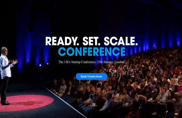 ready set scale conference