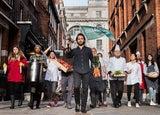 COLLECTIVfood founder Jeremy Hibbert-Garibaldi