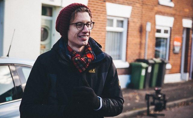 Movem founder young entrepreneur Peter Ramsey