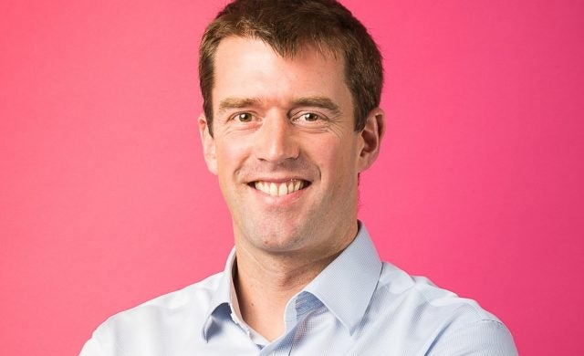 Andy Cockburn, founder of Mention Me